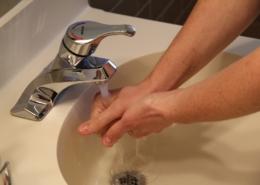 Lavaggio delle mani